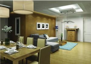 Bí quyết hoàn hảo cho ngôi nhà có không gian hẹp