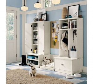 Những đồ nội thất lưu trữ tiện dụng và ngăn nắp