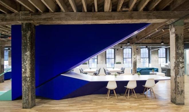 Ngắm nhìn 10 văn phòng làm việc đẹp như mơ, nhân viên đi làm cả ngày mà không hề chán