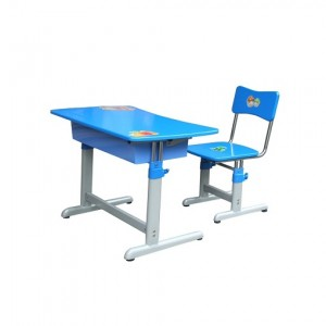 Lựa chọn bàn ghế tăng chỉnh chiều cao cho năm học mới