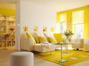 Bừng sáng không gian nội thất phòng khách