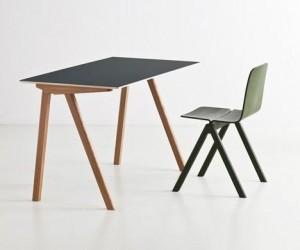 Chiếc ghế ghép với loại bàn nào cũng hợp
