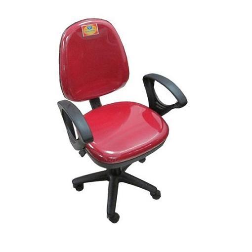 Ghế nhân viên SG550 mầu đỏ