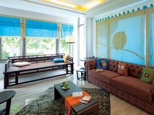 Gu nội thất kết hợp - phong cách mới cho ngôi nhà Việt