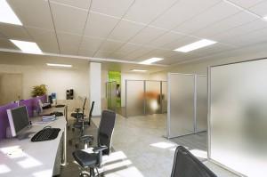 Thiết kế mới cho văn phòng tạo cảm hứng làm việc cho nhân viên