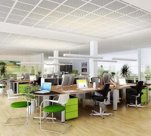 Không gian nội thất văn phòng có làm thay đổi hiệu quả công việc