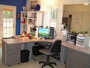 Kiến thức bổ ích cho bạn về phòng làm việc tại gia