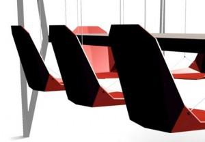 Chiếc bàn này có giá không hề rẻ, 2.995 bảng (khoảng 95 triệu đồng)