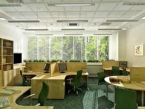 Nội thất dành cho văn phòng hiện đại