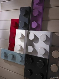 Các mảnh Lego trang trí