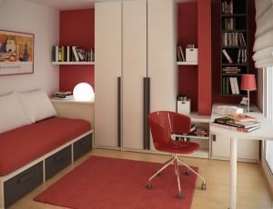 Bố trí nội thất cho căn hộ vừa và nhỏ