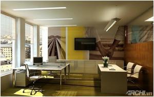 Phong thủy cần lưu ý khi thiết kế nội thất văn phòng hiện đại