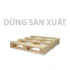 Dừng sản xuất