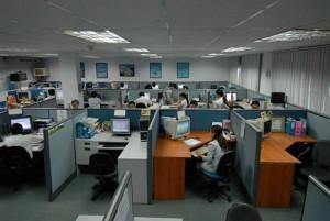 Sắp sếp văn phòng làm việc theo Phong thủy