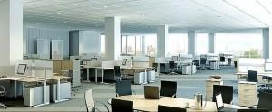 Thiết kế bàn ghế làm việc văn phòng hiện đại sang trọng