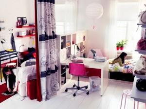 Thiết kế phòng học ấn tượng cho teen