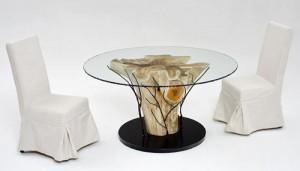 Thỏa sức sáng tạo cùng những khúc gỗ đơn giản trong trang trí nội thất
