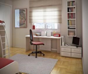 Tối giản hóa không gian phòng làm việc tại gia