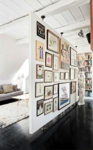 Vách ngăn đẹp sử dụng cho văn phòng hay gia đình