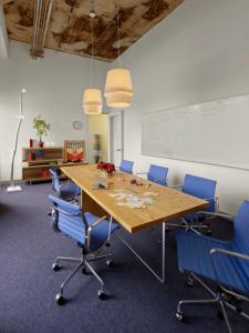Sắp xếp ghế nhân viên trong văn phòng ở San Francisco