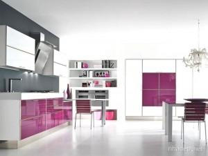 Xu hướng thiết kế nội thất năm 2014 trong sử dụng màu sắc