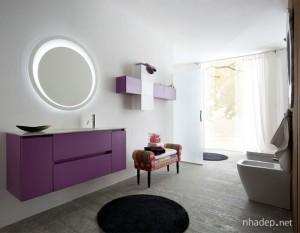 Xu hướng màu sắc thiết kế nội thất năm 2014