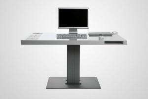 Ý tưởng thiết kế bàn làm việc sáng tạo nhưng thực tế